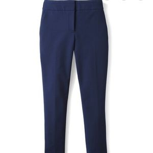 Famously Slimming Blue Ankle Pant By Chico's
